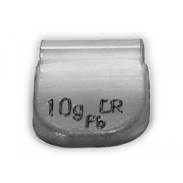 Грузик балансировочный для стальных дисков 10 г Dr.Reifen