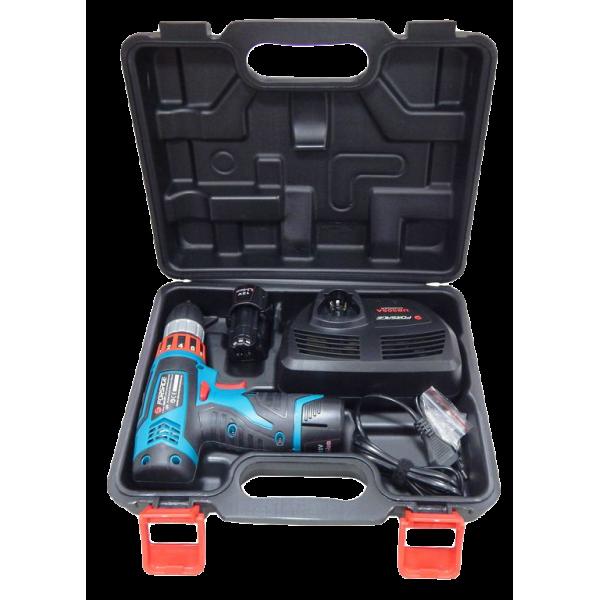 Шуруповерт аккумуляторный Forsage electro  12В CDA12V-Li-ion