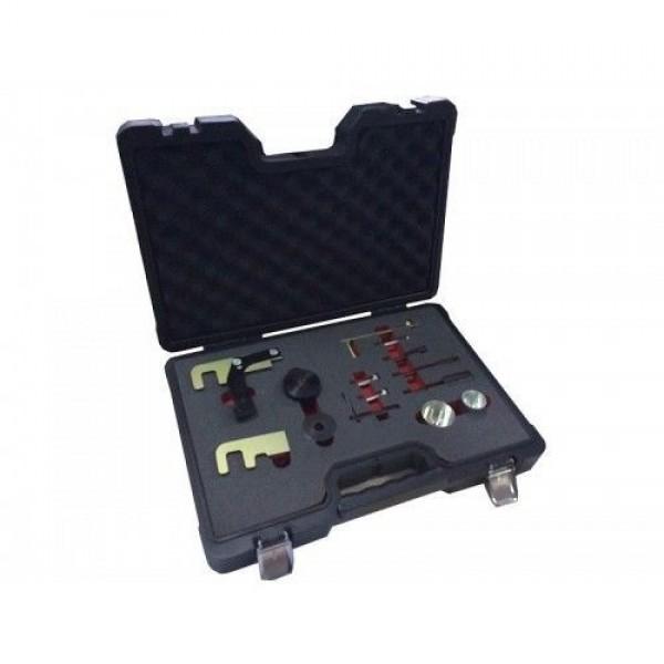 F-04A2048D Набор фиксаторов для двигателей 1.5, 1.9, 2.2, 2.5  (Renault, Nissan, Opel), в кейсе