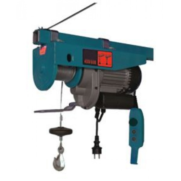Forsage Таль подвесная 600/1200 кг (220V, 1800W, высота подъема: 600кг - 12м, 1200кг - 6м) F-TRH1200