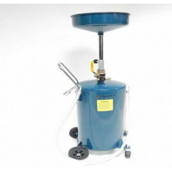 Емкость для слива масла Forsage ODT18 с воронкой 68л