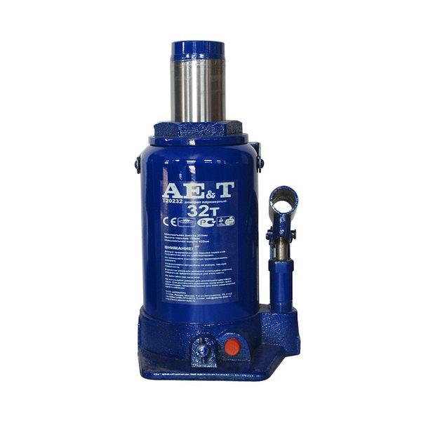 Домкрат бутылочный  AE&T 32т T20232