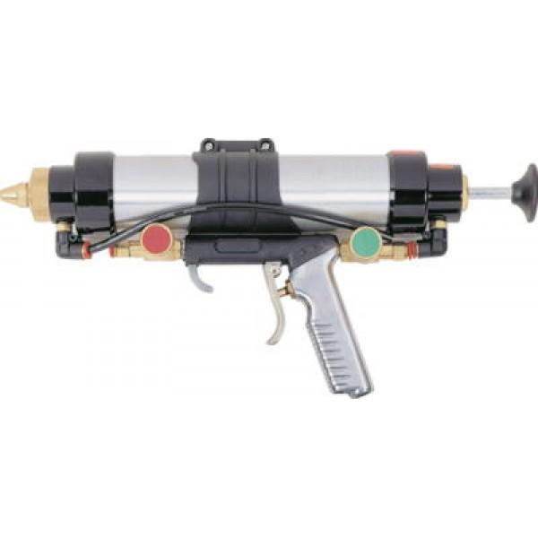 Пневматический шприц для герметика 3в1 профессиональный LICOTA PAP-D036-9