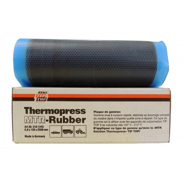 Сырая резина 0,8 мм. (0,5 кг.) REMA TIP TOP 516 1243