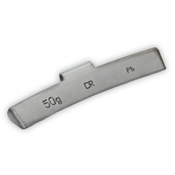 Грузик балансировочный для литых дисков 50 г Dr.Reifen