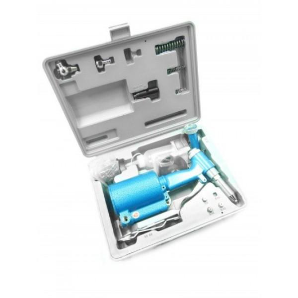 Пневмогидравлический заклепочник Forsage F-ST-6615K  (усилие 880кг) в кейсе