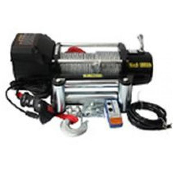 Forsage  Лебедка автомобильная 4.5т, 12V (стальной трос) F-TRH910000