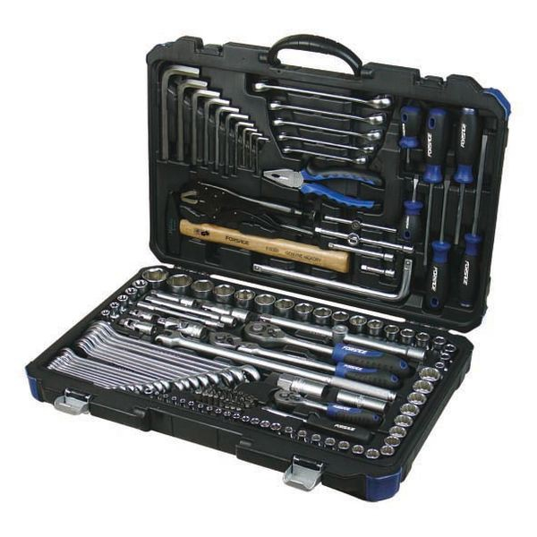 Набор инструмента Forsage F-41421-5 142 предмета (6-гр.)