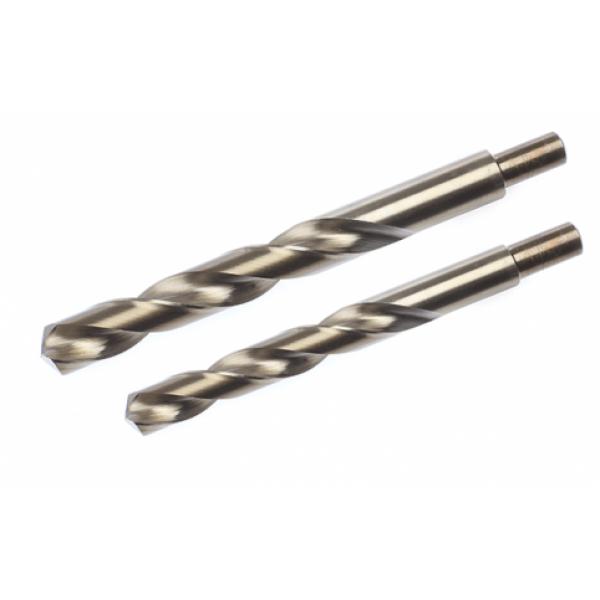 Сверло по металлу Р6М5К5, Ø 18,0 мм ( хвостовик 13 мм) ДЕЛО ТЕХНИКИ 211180